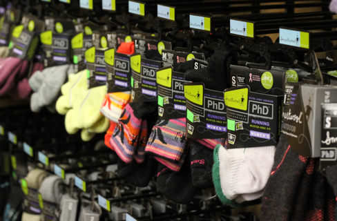 A variety of Socks available at Browns.